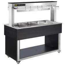 Bain-Marie TR-RED 4/1